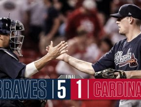 Braves Take Advantage Of Cardinals Errors Late In Game To Win 5-1 - 6/29/18 - Friday - Game Thread