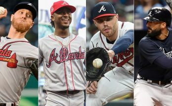 4 Braves Named All-Stars - Freddie, Markakis, Albies, Folty