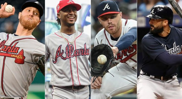 4 Braves Named All-Stars - Freddie, Markakis, Albies, Folty