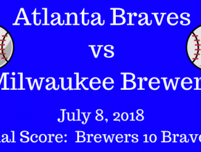 Brewers Hit 4 HR To Crush Braves 10-3! This game between the Atlanta Braves and the Milwaukee Brewers was a match up between Sean Newcomb and Junior Guerra!