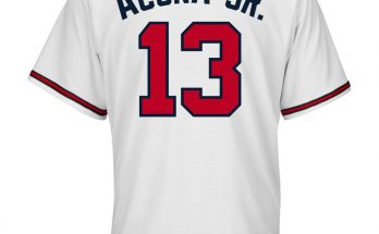 Best Selling Ronald Acuna Jr. Jerseys And T-Shirts