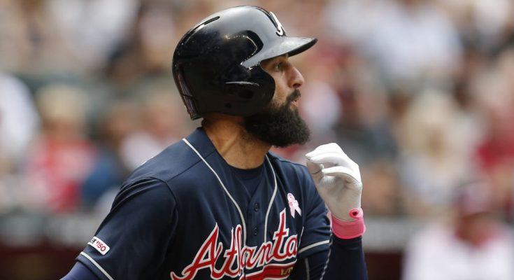 Braves Place Nick Markakis Dansby Swanson On Injured List!  On Saturday the Atlanta Braves made a few roster moves. Max Fried and Adam Duvall took their spot on the 25 man roster.