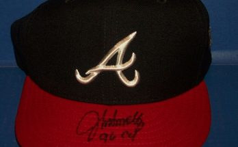 vintage atlanta braves hats