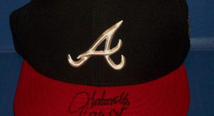 vintage atlanta braves hats
