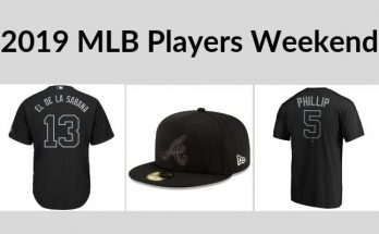 2019 MLB Players Weekend Gear Dates Announced