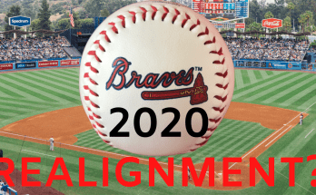 MLB considering realignment changes for 2020 season.