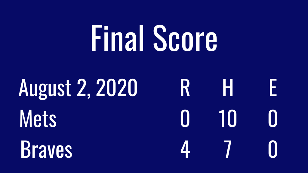 In this game Johan Camargo homerun gives braves 5th straight victory. This was for sure Johan Camargo Highlights for the Braves victory over the Mets!