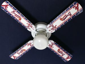 Atlanta Braves Baseball MLB 42 Inch Ceiling Fan