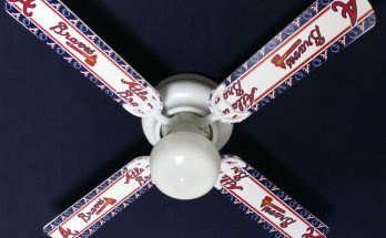 Atlanta Braves Baseball MLB 42 Inch Ceiling Fan