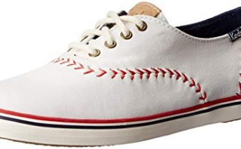 Atlanta Braves Keds Womens Champion MLB Pennant Baseball Fashion Sneaker