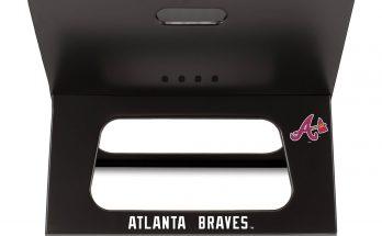 Atlanta Braves X-Grill Portable BBQ